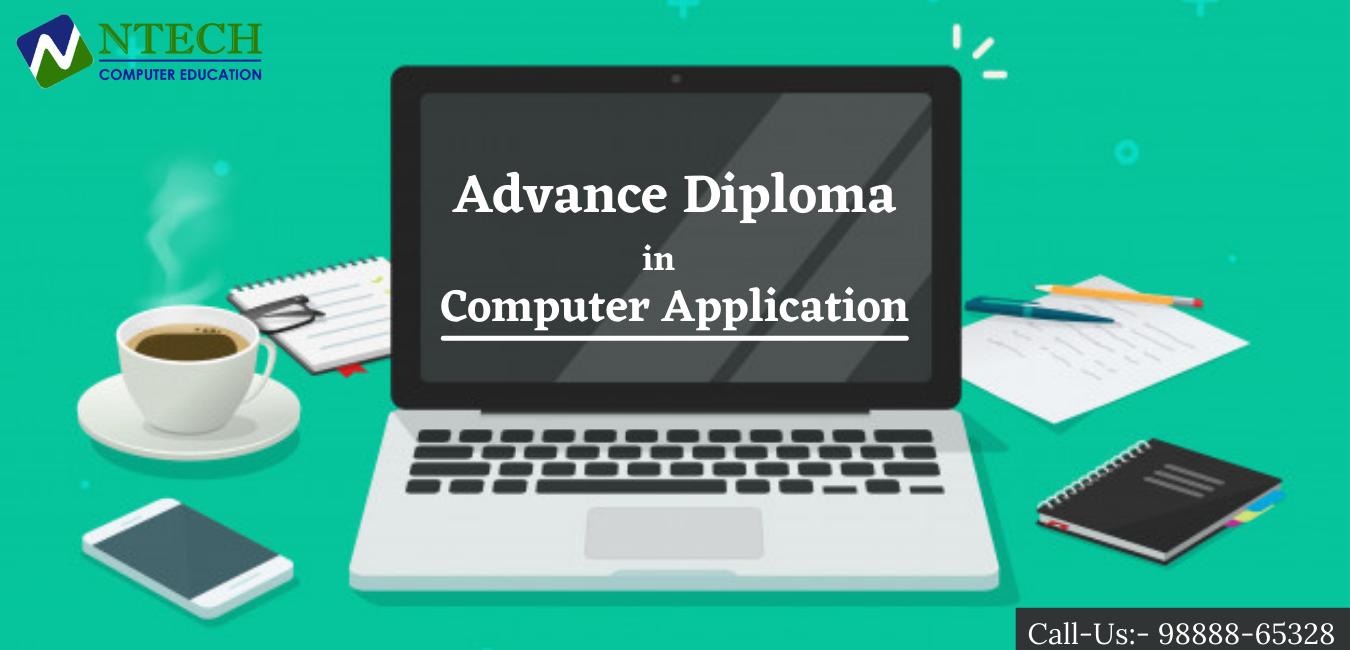Ntech Advance Diploma in Computer Application