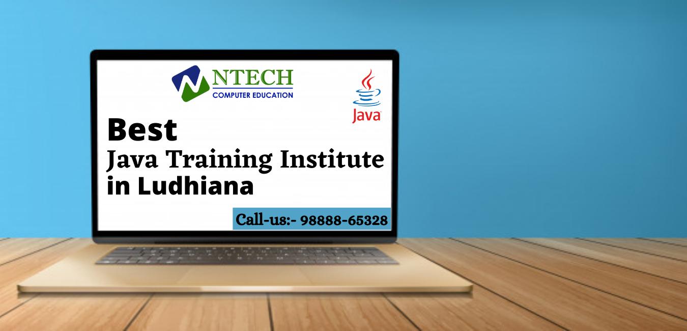 Best java training Institute in Ludhiana