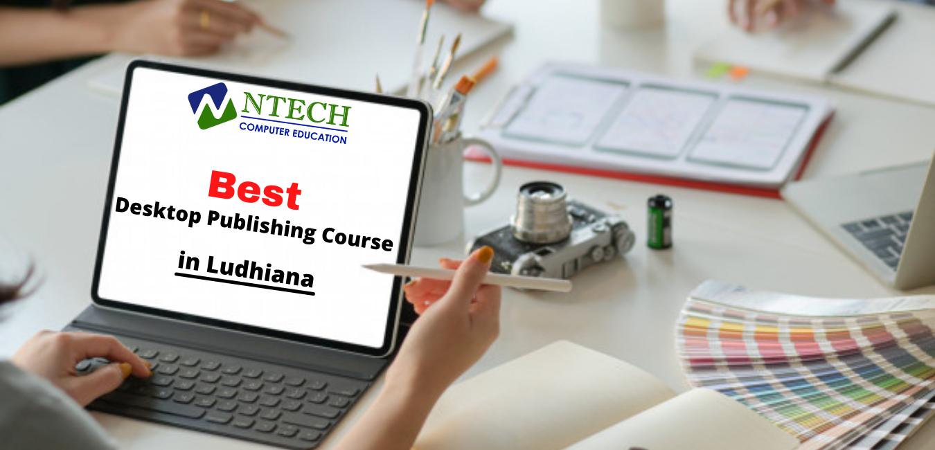 Best graphic designing Course in Ludhiana